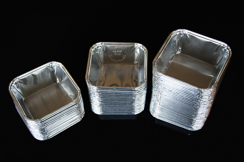 Other packaging products in aluminium and plastic